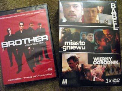 ポーランド DVD