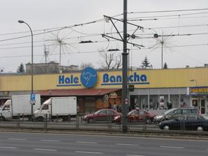 市場 ワルシャワ