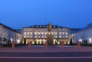 ポーランド 大統領官邸
