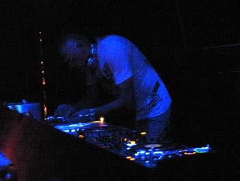 DJ Pete Haywood