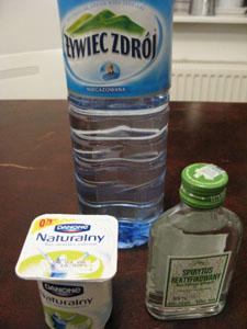 ポーランド ヨーグルト化粧水