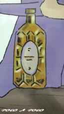 トランポの角瓶