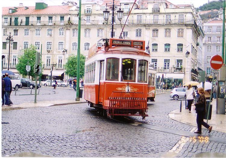 リスボン・トラム