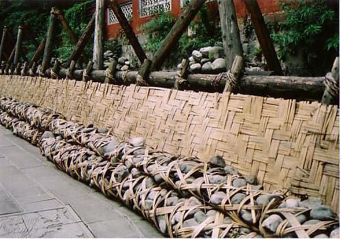 都江堰蛇籠