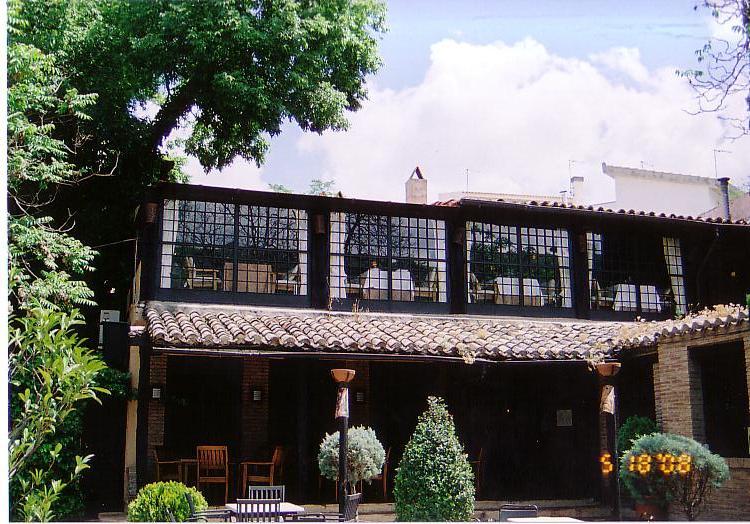 アルハンブラ・昼食のレストラン0001