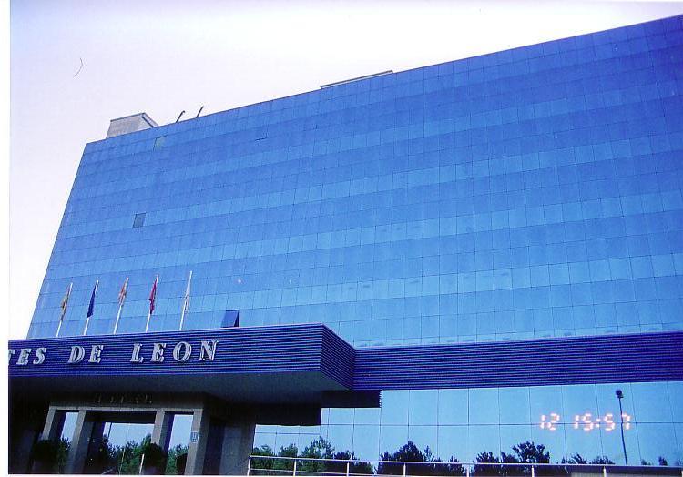 ホテル・コルテス・で・レオン