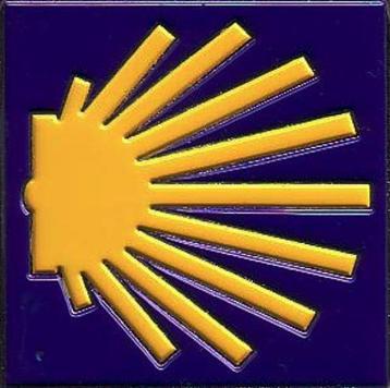 サンチアゴ標識