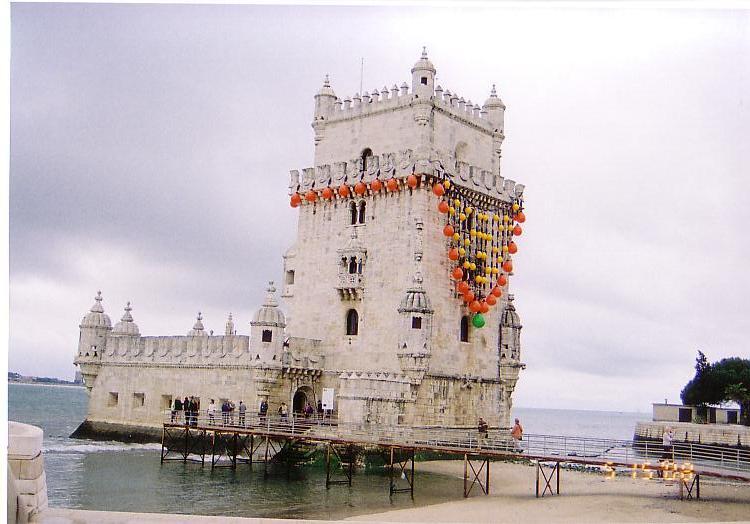 リスボン・ベレンの塔