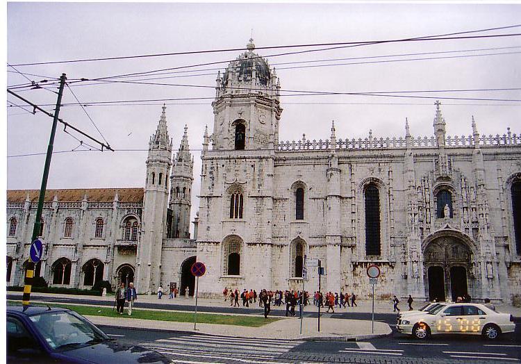 リスボン・ジェロニモス修道院0001