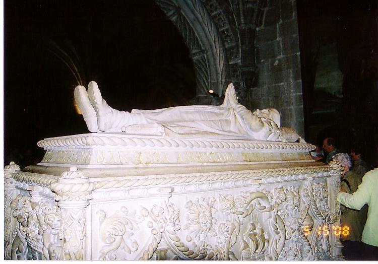 リスボン・ジェロニモス修道院