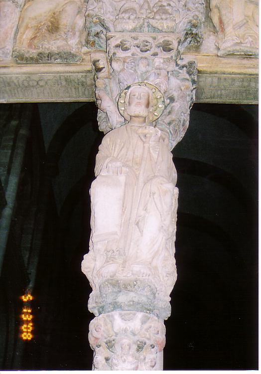 サンチァゴ・ヤコブの柱