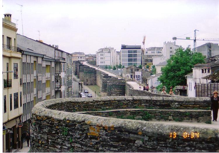 ルーゴ城壁0001