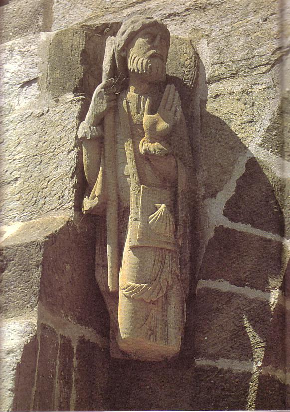 巡礼姿の聖ヤコブ
