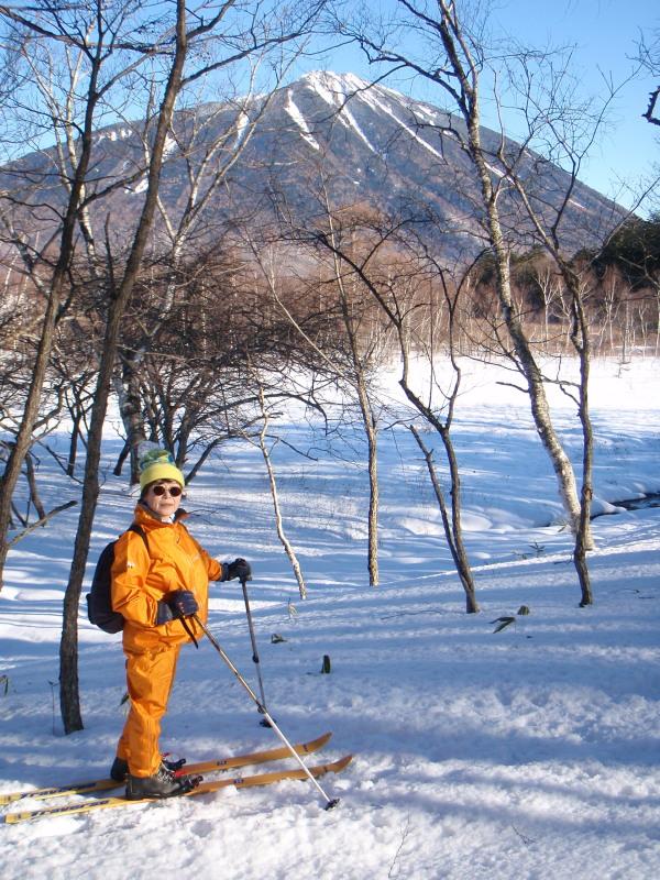 2009.01.24戦場ヶ原にて
