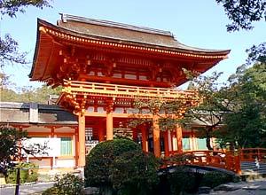 kamigamo上賀茂神社