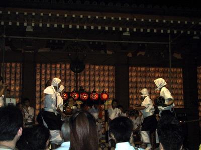 bouzu壬生六斎踊②