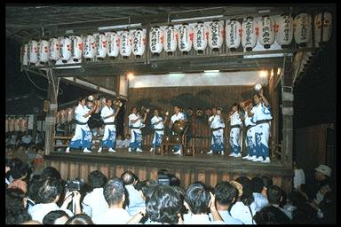 B035吉祥院六斎踊