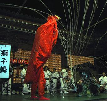kumo2壬生六斎踊①