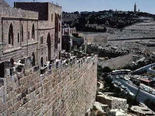 028エルサレム旧市街城壁