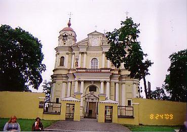 ヴィリ・聖ペトロ&パウロ教会