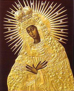 「夜明けの門」聖母マリアのイコン
