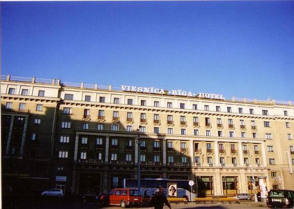 リガホテル