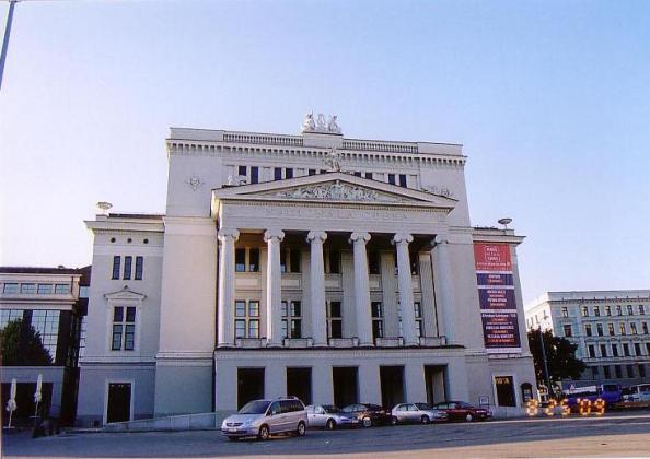 リガオペラハウス