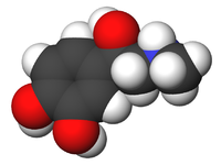200px-Epinephrine-3d-CPK.png