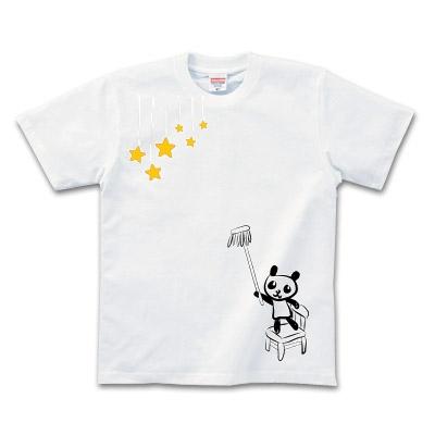 星とパンダ