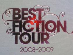 安室奈美恵 「BEST FICTION TOUR 2008-2009」