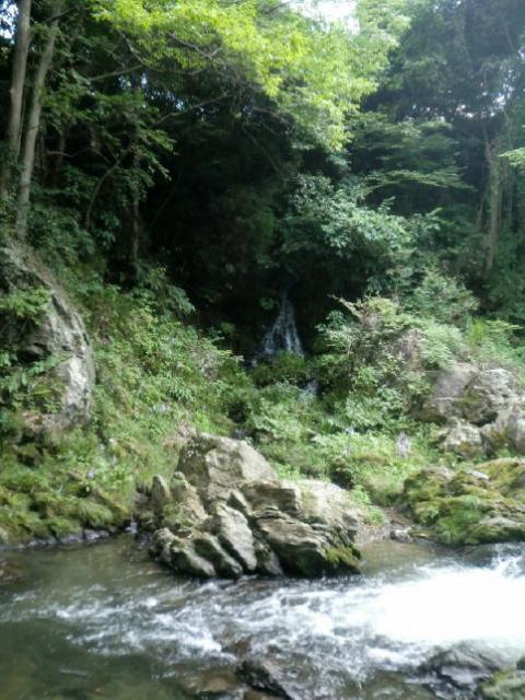 ぎぼしの滝