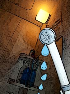 シャワーヘッド_ポッパンク