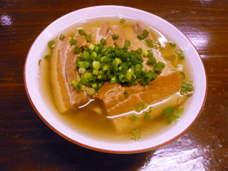与那冷凍食品惣菜部肉そば_ポッパンク