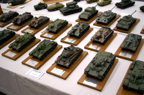 ソ連戦車群