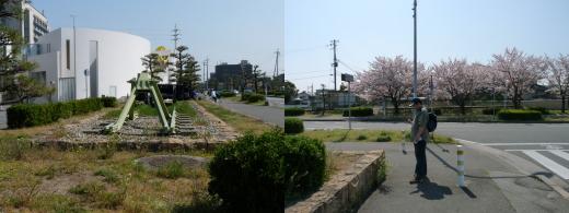 松風ギャラリー 旧 野口駅前