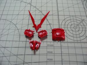 頭部赤色1