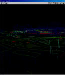 3D view of camp randall hill