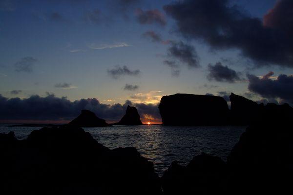 聟島のソラ