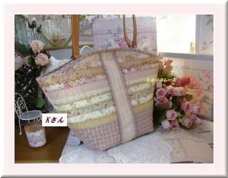 P1140736優しいピンク色のバッグ