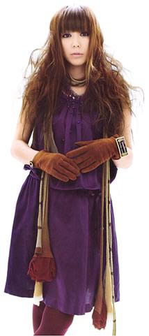 Yumi na revista InRed de Janeiro de 2009