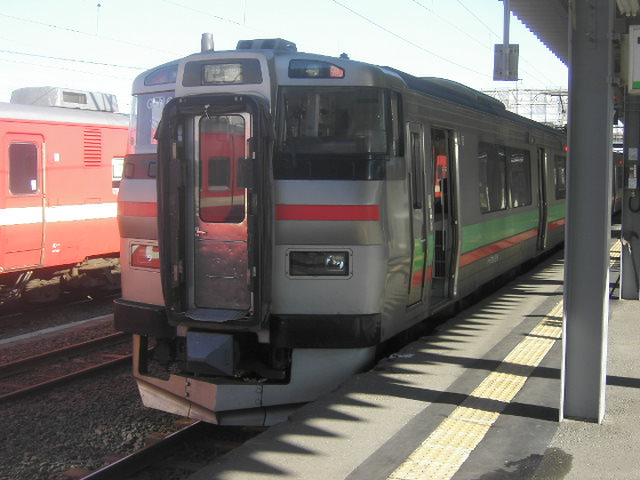 JR北海道731系