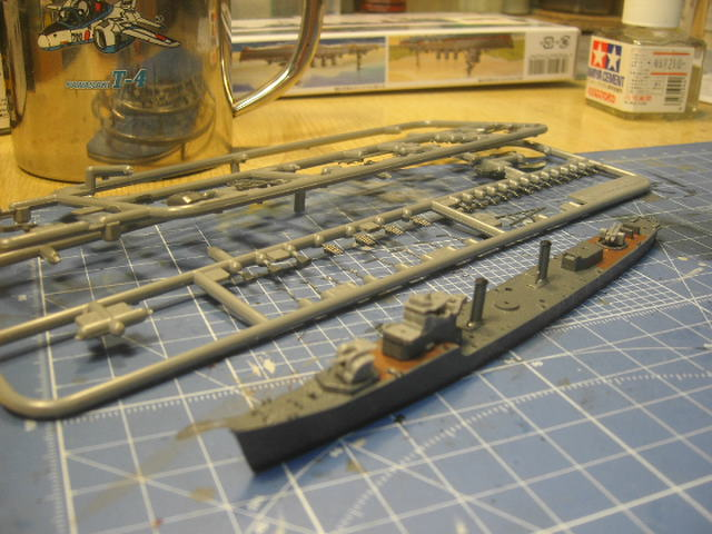 駆逐艦 槇の1