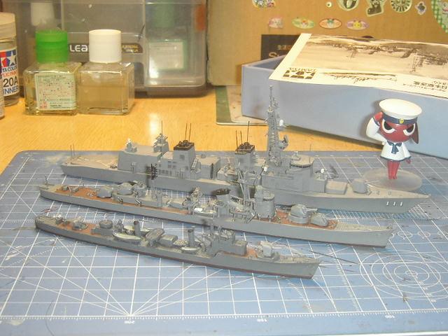 駆逐艦 槇の2