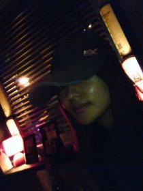 素敵なお店&キャップ帽が似合う百合子さん♪