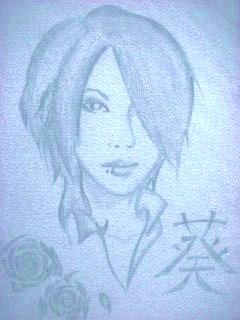 薔薇がよく似合う・葵さん!