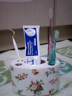 歯磨きグッズ