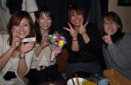 リサちゃん誕生日!