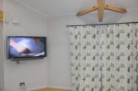 081015 カーテンとテレビ2