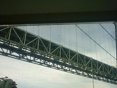 橋をくくる