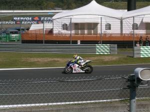 motoGP予選1